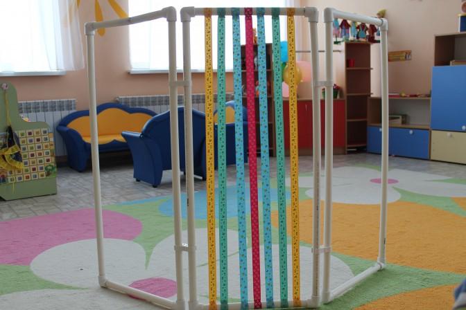 Как сделать детскую ширму для детского сада 158