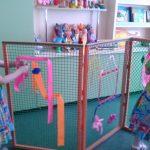 ширма для игр в детском саду