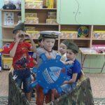 ширма в детском саду