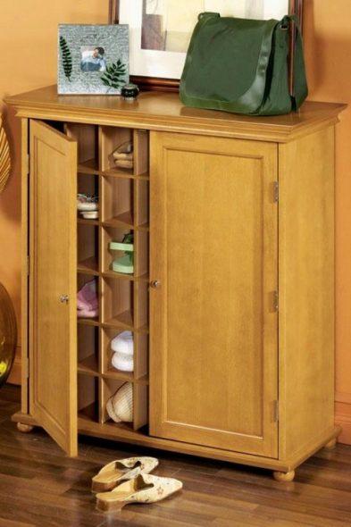 шкаф тумба для обуви