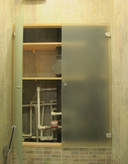 Туалет закрыть трубы своими руками фото 825