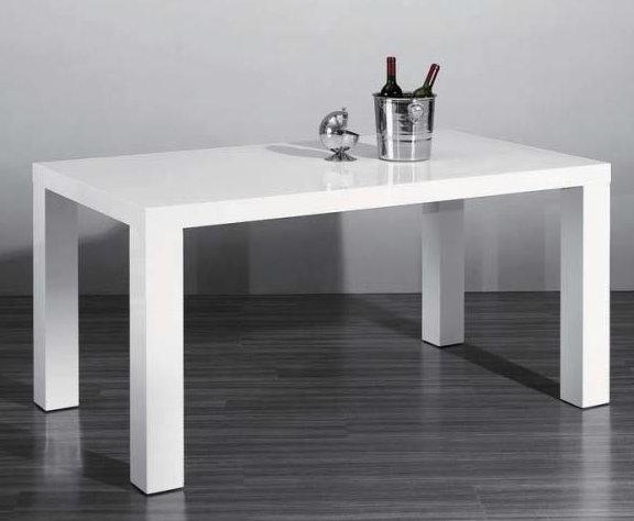 стол белый
