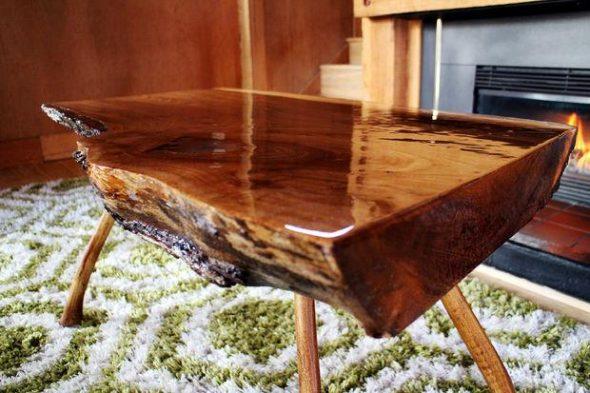 столик на 4 ножках