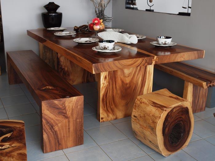 Мебель из дерева своими руками из натурального дерева