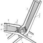 стул складной