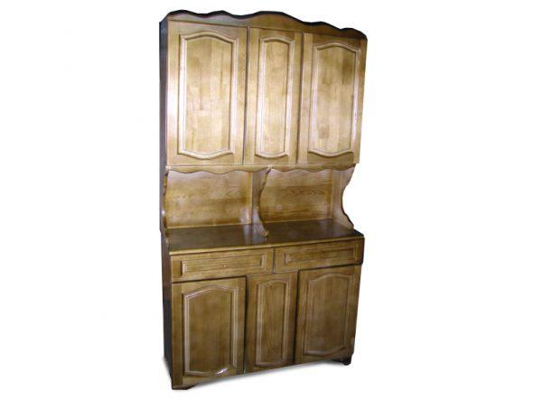 Буфет деревянный