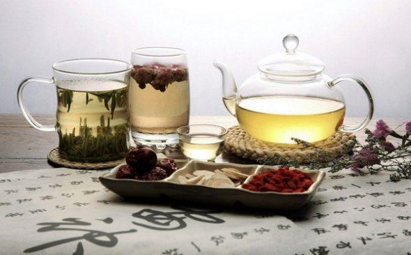 Чай в борьбе с запахом мебели в квартире