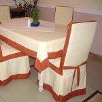 Чехлы стулья фото