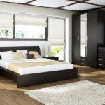 Черные спальни