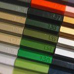 цветовая гамма воска