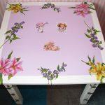 Декор кухонного стола своими руками мастер класс