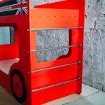 Детская двухъярусная кровать - автобус