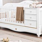 Детская кровать-трансформер для младенца