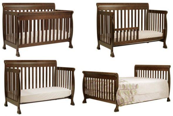 Детская кровать-трансформер-практичная идея