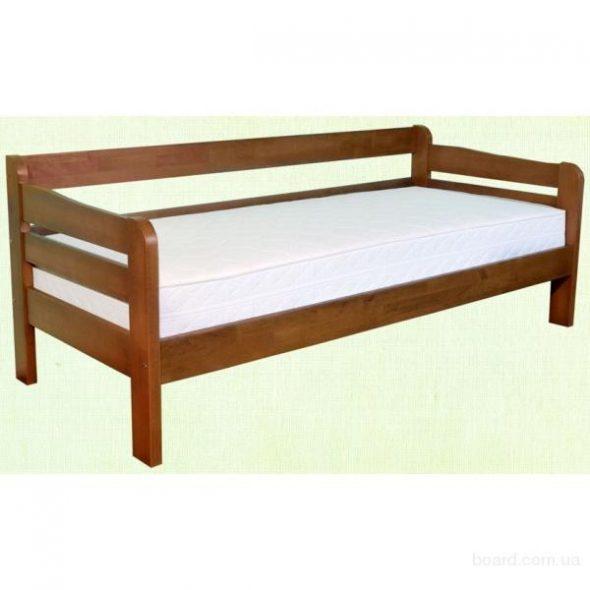 Детские кровати деревянные