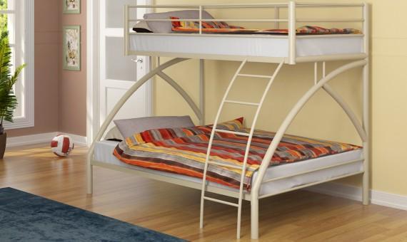 Двухъярусная кровать Виньола-2, слоновая кость