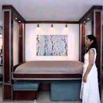 Двухъярусная кровать для взрослых в спальню