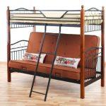 Двухъярусная кровать с удобным диваном