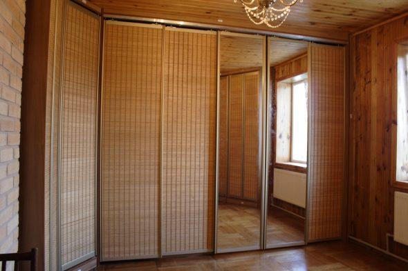 Фасады бамбук