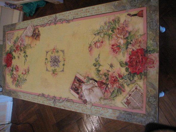 Фото идей по украшению стола
