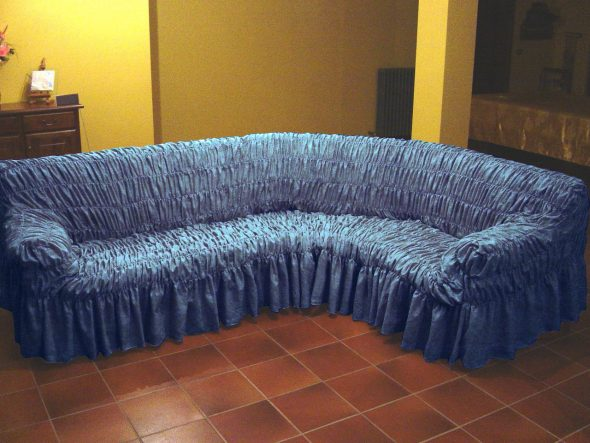 Книжка Чехол на угловой диван
