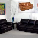 Кожаный диван Патриция