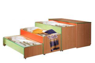 Кровать‑Тумба детская