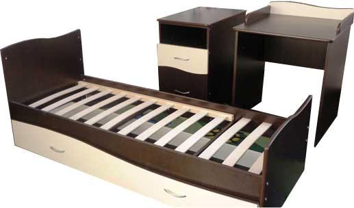Кровать-трансформер Чунга-Чанга