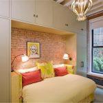 Маленькая детская комната в стили минимализму