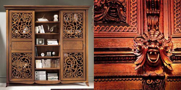 Мебельные фасады из массива дерева