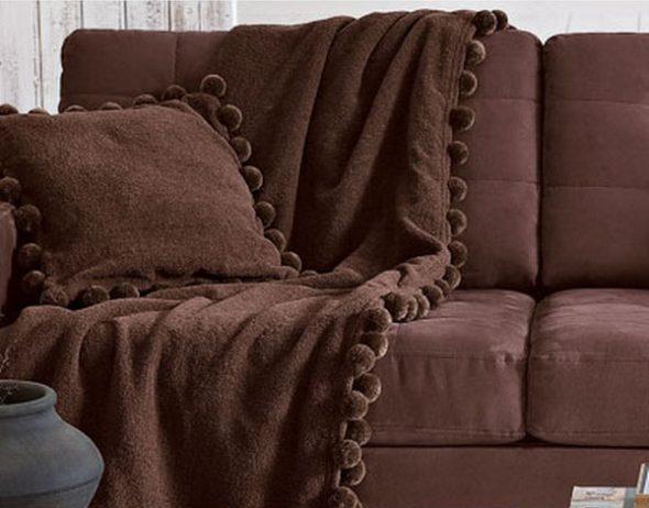 Накидка на диван