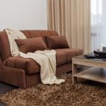 Небольшой диван Аскона без подлокотников
