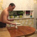 Обновление кухонного стола