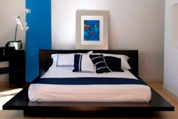 Правильное расположение кровати по фен шуй