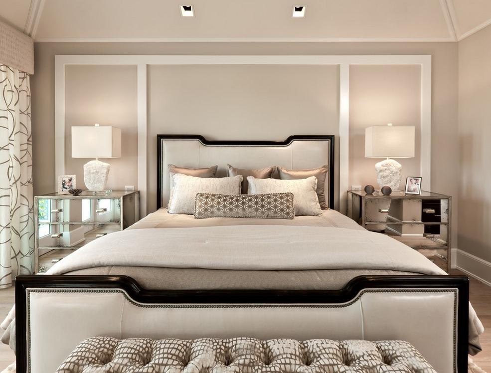Правильное расположение кровати