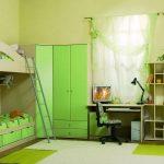 Проектирование интерьера детской