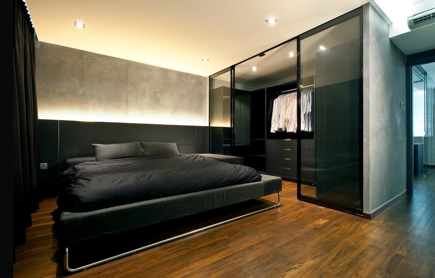 Спальная комната дизайн интерьера
