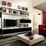 Современные идеи гостиной