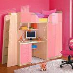 Выбрать мебель в детскую комнату