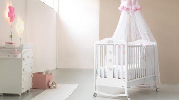 Выкройка балдахина на детскую кровать