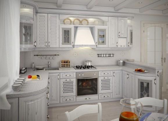 романтизм кухня