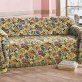 чехол-покривало на диван