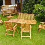 дачная садовая мебель