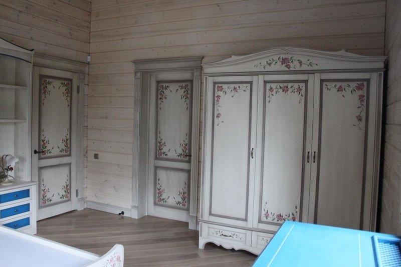 Шкафчик в стиле прованс своими руками