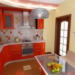 диван на кухне современный дизайн