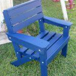 дизайн садового кресла