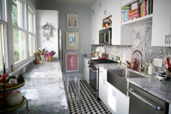 кухня 6 кв. метров дизайн
