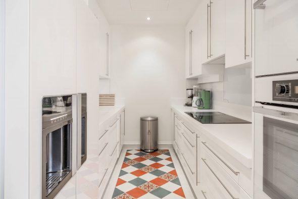 кухня 6 кв. метров гарнитур