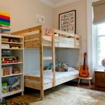 двухъярусная кровать детская