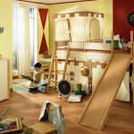 горка для детской комнаты